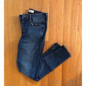 The Gap True Skinny Jeans